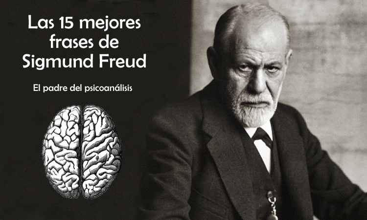 Las 15 Mejores Frases De Sigmund Freud Internesante